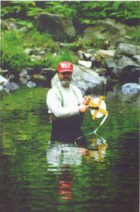 Quillayute River near Forks, WA 1990