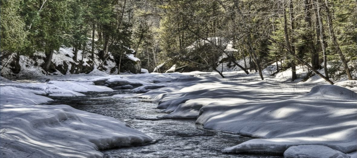 Eels Creek - Ontario - Canada