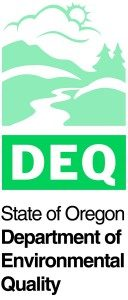 State of Oregon - Dept. of Envrionmental Quality Logo