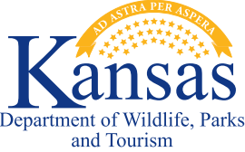 Kansas Dept of Wildlife & Tourism Logo