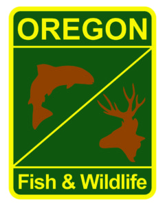 Oregon Dept. of Fish & Wildlife Logo