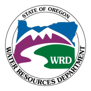 Oregon Water Resources Department Logo